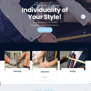 Tailor Wordpress Theme